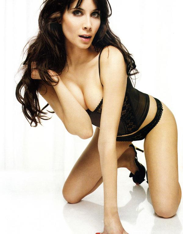 Pilar Rubio in lingerie