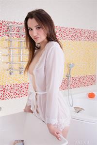 Amelia in the Bathtub