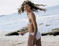 Michelle Jenner in a bikini - ass