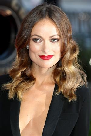 Olivia Wilde attending the  Rush  World Premiere on September 2, 2013