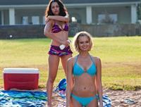 Sara Paxton in a bikini