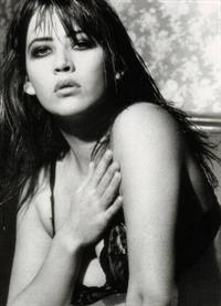 Sophie Marceau in lingerie