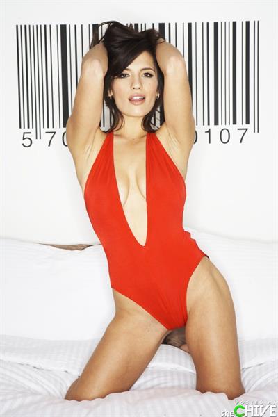 Shay Maria in a bikini