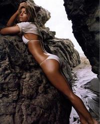 Jessica Biel in lingerie - ass