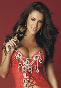 Ninel Conde in lingerie