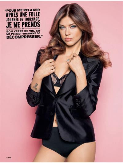 Adrianne Palicki in lingerie