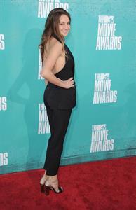 Shailene Woodley at 2012 MTV Movie Awards, June 3, 2012