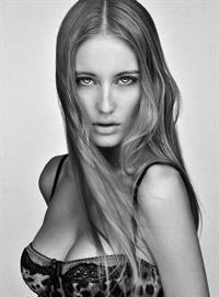 Enya Bakunova in lingerie