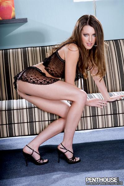 Erica Ellyson in lingerie - ass