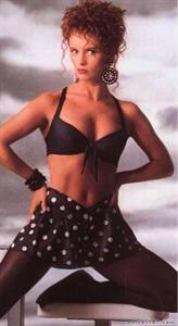 Sheena Easton in lingerie