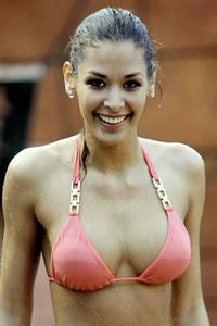 Dayana Mendoza in a bikini