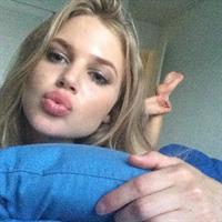 Casie Chegwidden taking a selfie