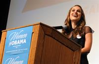 Natalie Portman - OFA-Nevada Women Vote 2012 Summit - August 25, 2012