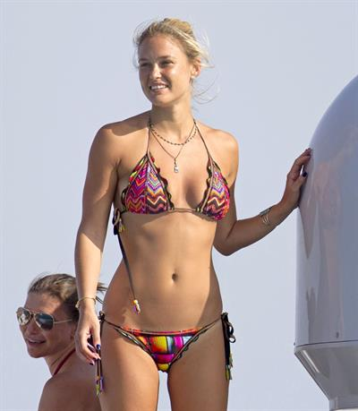 Bar Refaeli in a bikini