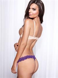 Emily Ratajkowski in lingerie - ass