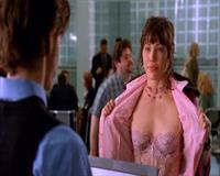 Michaela Conlin in lingerie