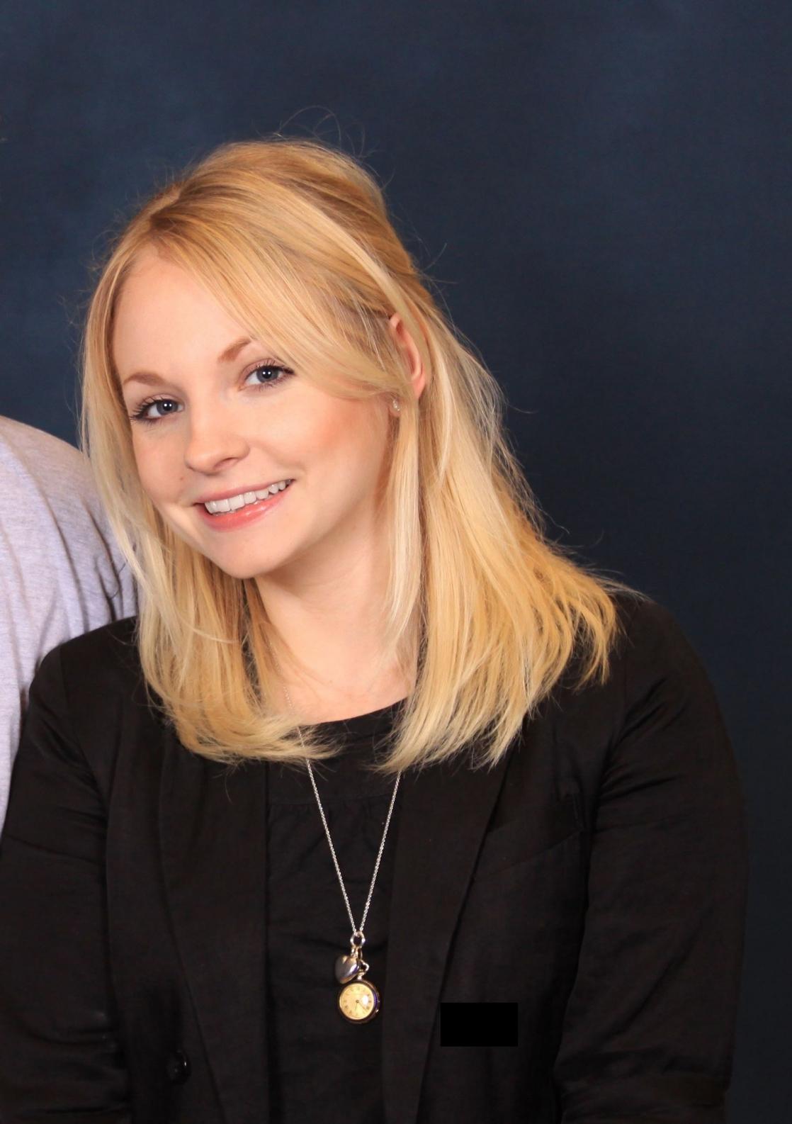 Georgia Moffett (born 1984)